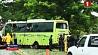 Школьный автобус попал в ДТП в Колумбии Школьны аўтобус патрапіў у ДТЗ у Калумбіі