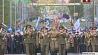 Праздничные мероприятия в Гродно начались с шествия и митинга у Кургана Славы Святочныя мерапрыемствы ў Гродне пачаліся з шэсця і мітынгу ля Кургана Славы Grodno celebrates Victory Day