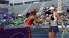 Александра Саснович во втором круге Miami Open Аляксандра Сасновіч у другім крузе Miami Open Alexandra Sasnovich advances to Miami Open second round