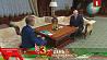 Президент предложил Сбербанку России участвовать в финансировании крупных проектов в Беларуси