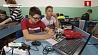 IT-занятия в летнем благотворительном лагере под Борисовом IT-заняткі ў летнім дабрачынным лагеры пад Барысавам