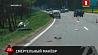 Следователи выясняют обстоятельства аварии в Минском районе, в которой погибла 71-летняя женщина