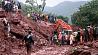 Сход оползней в Индии: погибли 13 человек