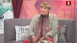 Заслуженный деятель искусств Зоя Литвинова