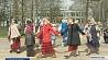 В деревне Марковичи на второй день Пасхи водят Сулу У вёсцы Маркавічы на другі дзень Вялікадня водзяць Сулу