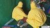 Белорусские спасатели завершили  учение по реагированию на радиационные аварии Беларускія ратавальнікі завяршылі вучэнне па рэагаванні на радыяцыйныя аварыі Belarusian rescuers complete radiation accidents emergency response exercise