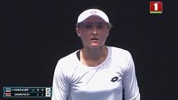 Александра Саснович снялась с турнира категории Premier  в Санкт-Петербурге Аляксандра Сасновіч знялася з турніру катэгорыі Premier  у Санкт-Пецярбургу