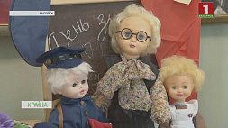 Мастер из Молодечно создала две тысячи сказочных кукол Майстар з Маладзечна стварыла дзве тысячы казачных лялек