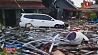 Вулканическое цунами в Индонезии Вулканічнае цунамі ў Інданезіі
