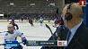"В матче НХЛ ""Коламбус"" - ""Тампа-Бэй"" едва не пострадал комментатор"