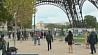 В Париже готовятся к строительству стен вокруг Эйфелевой башни У Парыжы рыхтуюцца да будаўніцтва сцен вакол Эйфелевай вежы