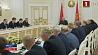"Александр Лукашенко: ""Иллюзии успеха быть не должно""  Аляксандр Лукашэнка: ""Ілюзіі поспеху быць не павінна""  Alexander Lukashenko: Illusion of success unacceptable"