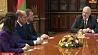Новые лица на ключевых постах  Новыя асобы на ключавых пасадах  Alexander Lukashenko makes new appointments