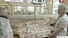 Медицинские чехлы на кювезы для новорожденных детей передали Молодечненскому роддому Медыцынскія чахлы на кювезы для нованароджаных дзяцей перадалі Маладзечанскаму раддому