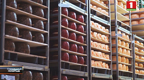 Сыру - мир! 54 предприятия страны имеют сегодня свои коллекции сыра