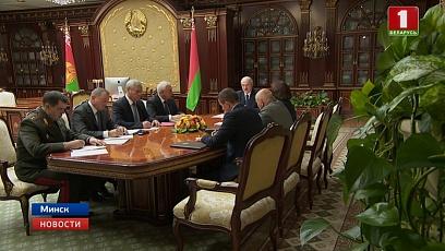 Александр Лукашенко: Все кандидаты на должности в правительстве пройдут процедуру обсуждения и антикоррупционный фильтр