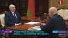 У Президента обсудили ход строительства масштабного комплекса под Руденском