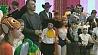 Праздничный хоровод для седьмой вспомогательной школы-интерната