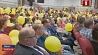 Около 200 семей собрались на встрече к Международному дню недоношенных детей Каля 200 сем'яў сабраліся ў Мінску на сустрэчы да Міжнароднага дня неданошаных дзяцей