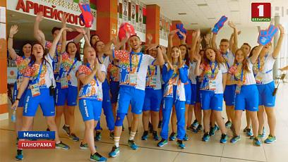 Большой репортаж о волонтерах II Европейских игр