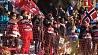 """В норвежском Холменколлене женская гонка преследования в 16:55 на телеканале """"Беларусь 5""""  У нарвежскім Халменколене жаночая гонка праследавання ў 16:55 на тэлеканале """"Беларусь 5"""""""