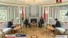 Президент Беларуси  встретился с послом Пакистана Прэзідэнт Беларусі  сустрэўся з паслом Пакістана Alexander Lukashenko meets with Ambassador of Pakistan