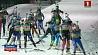 В программе чемпионата Европы по биатлону сегодня две спринтерские гонки У праграме чэмпіянату Еўропы па біятлоне сёння дзве спрынтарскія гонкі