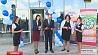 Новое отделение почтовой связи открыли в столичном микрорайоне Лебяжий Новае аддзяленне паштовай сувязі адкрылі ў сталічным мікрараёне Лебядзіны