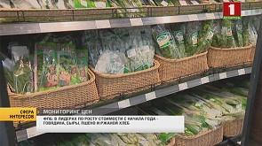 Квартальные итоги очередного ценового мониторинга озвучила Федерация профсоюзов Беларуси