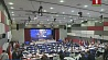 Работа летней сессии ОБСЕ  в Минске - в самом разгаре Праца летняй сесіі АБСЕ  ў Мінску - у самым разгары OSCE PA summer session continues in Minsk