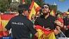 Многотысячные демонстрации прошли сегодня в Испании Шматтысячныя дэманстрацыі прайшлі сёння ў Іспаніі