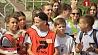 Школьники Московского района Минска осваивают правила езды на велосипеде  Школьнікі Маскоўскага раёна Мінска асвойваюць правілы язды на веласіпедзе