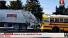 В американском штате Индиана школьный автобус врезался в мусоровоз У амерыканскім штаце Індыяна школьны аўтобус урэзаўся ў смеццявоз