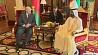 Беларусь и ОАЭ договорились существенно расширить сотрудничество Беларусь і ААЭ дамовіліся істотна пашырыць супрацоўніцтва Belarus and United Arab Emirates agree to expand cooperation substantially