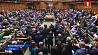 Британский парламент обсудил план отсрочки выхода из ЕС Брытанскі парламент абмеркаваў план адтэрміноўкі выхаду з ЕС