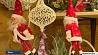 Рождественская ярмарка открылась в центре Бреста Калядны кірмаш адкрыўся ў цэнтры Брэста