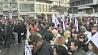 В Греции - всеобщая забастовка против политики жесткой экономии У Грэцыі - усеагульная забастоўка супраць палітыкі жорсткай эканоміі