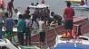В Индонезии потерпел крушение скоростной катер
