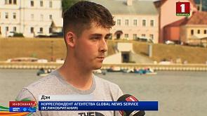 Иностранные журналисты не упускают возможности познакомиться с Беларусью