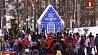 Сказочная резиденция Снегурочки открылась в Городке Витебской области
