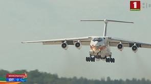 Белорусские и российские летчики оттачивают мастерство перед парадом 3 Июля