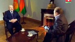 Интервью Президента Республики Беларусь Лукашенко А.Г. телекомпании Russia Today.