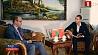 Кирилл Рудый: Белорусским предприятиям  пора открывать производства и магазины в Китае Кірыл Руды: Беларускім прадпрыемствам  пара адкрываць  вытворчасці і магазіны ў Кітаі Kirill Rudy: It is time for Belarusian enterprises to open factories and shops in China