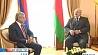 Александр Лукашенко обсудил вопросы  сотрудничества с Сержем Саргсяном Аляксандр Лукашэнка абмеркаваў пытанні  супрацоўніцтва з Сержам Саргсянам Alexander Lukashenko discusses cooperation issues with Serzh Sargsyan