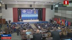 Парламентарии ОБСЕ обсудили сегодня на конференции в Минске развитие Шелкового пути  Парламентарыі АБСЕ  абмеркавалі сёння на канферэнцыі ў Мінску развіццё Шаўковага шляху