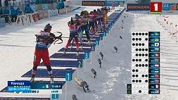 Двумя спринтерскими гонками сегодня завершится 7-й этап Кубка мира по биатлону в канадском Кэнморе Дзвюма спрынтарскімі гонкамі сёння завершыцца сёмы этап Кубка свету па біятлоне ў канадскім Кэнмары