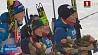 Ирина Кривко попала в цветочную церемонию в спринтерской гонке в Оберхофе Ірына Крыўко трапіла ў кветкавую цырымонію ў спрынтарскай гонцы ў Аберхофе