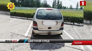 Милиция выясняет, каким образом к жителю Быховского района попало окрашенное топливо