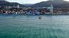 МЧС продолжает поиски подростков, которых унесло в Черное море