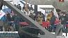 Большой адмиралтейский якорь установлен в Можайске Вялікі адміралцейскі якар усталяваны ў Мажайску